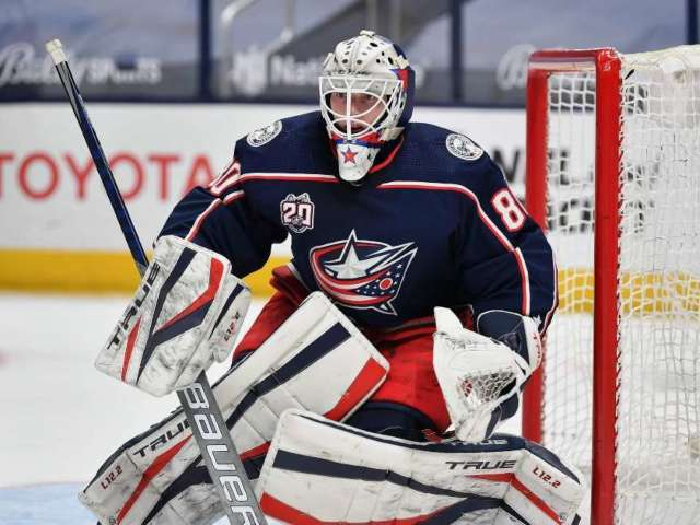 Columbus Blue Jackets Goalie Dies in Fireworks-Related Accident