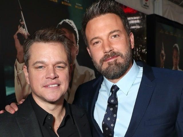 Matt Damon Speaks out on Ben Affleck and Jennifer Lopez's Rekindled Romance