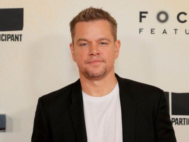 Matt Damon Weighs in on Possibility of 'Ocean's 14'
