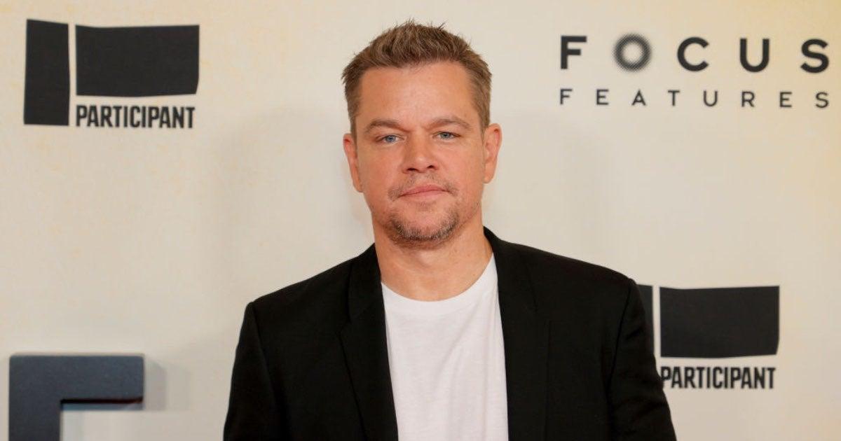 Matt Damon-2