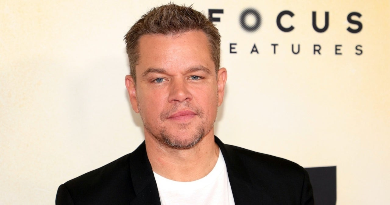 Matt Damon Seemingly Hints Ben Affleck and Jennifer Lopez's Relationship Is 'True Love'.jpg