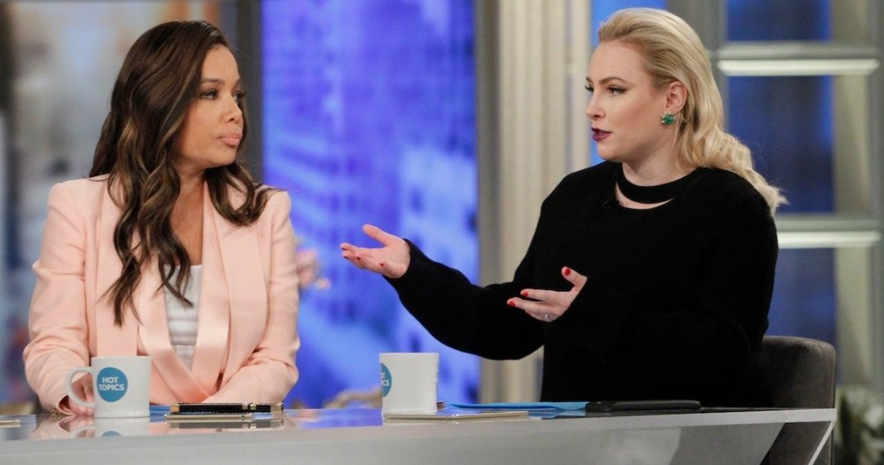 'The View': Sunny Hostin Slams Meghan McCain's Defense of Nepotism.jpg