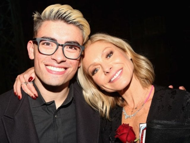 Kelly Ripa's Son Gets Put on The Spot About Her Vacation Photos During 'Live' Appearance