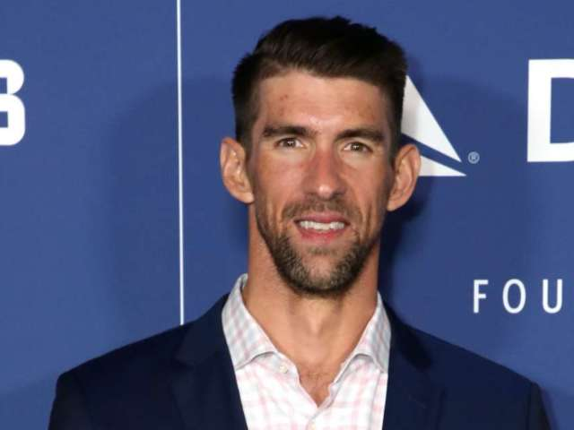 Michael Phelps Voices Support for Simone Biles