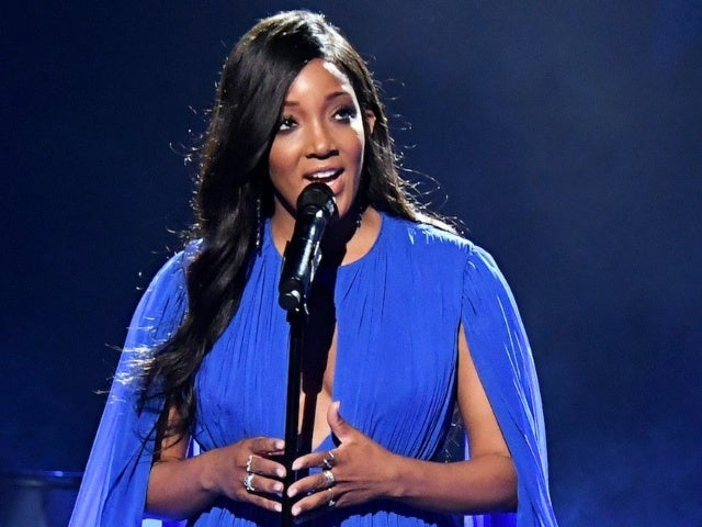 Mickey Guyton Reacts to Troll Who Called Her Baby the 'Ugliest Child'
