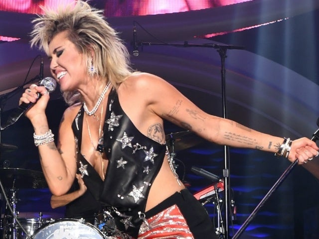 Miley Cyrus Changes 'Party in the USA' Lyrics in Support of Britney Spears