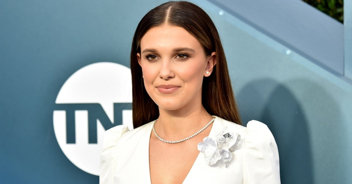 millie bobby brown getty images
