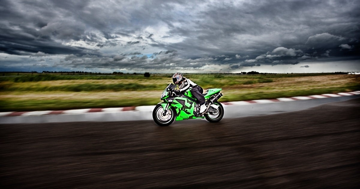 motorcyclist getty images