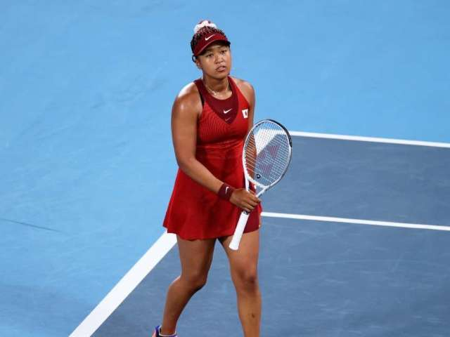 Naomi Osaka Eliminated From Olympic Tennis Tournament After Losing in Third Round