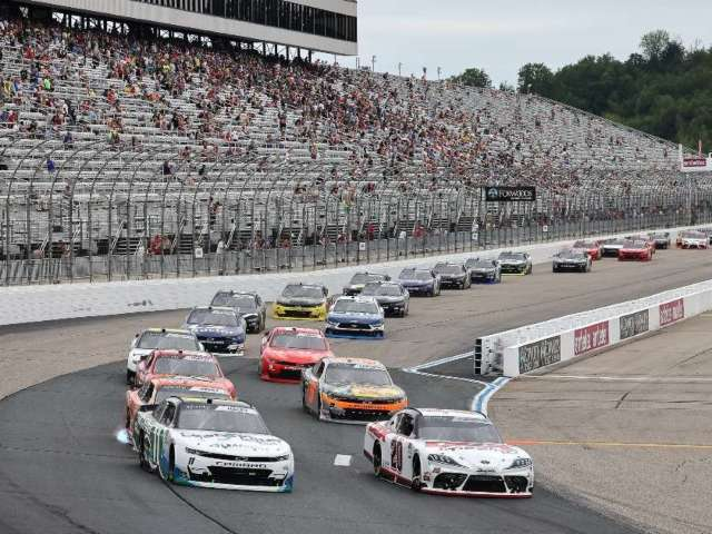 NASCAR Race: Time, Channel and How to Watch Foxwoods Resort Casino 301