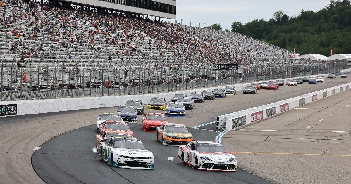 NASCAR Race Time Channel how to watch Foxwoods resort casino 301