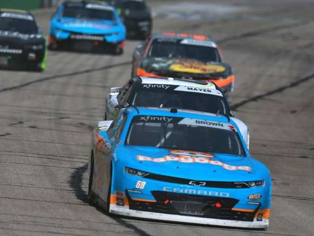 NASCAR Race: Time, Channel and How to Watch Quaker State 400
