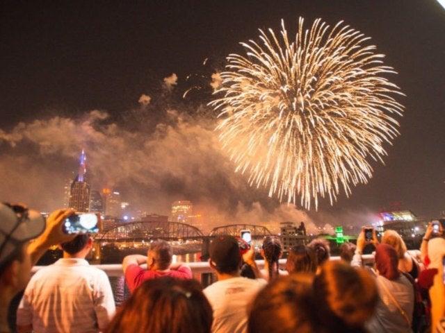 Nashville Fireworks Show Delayed After Trespassers Spark Police Concern