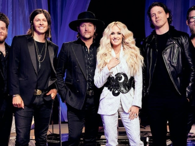 NEEDTOBREATHE's Bear Rinehart Says Working With Carrie Underwood Was 'Really Cool'