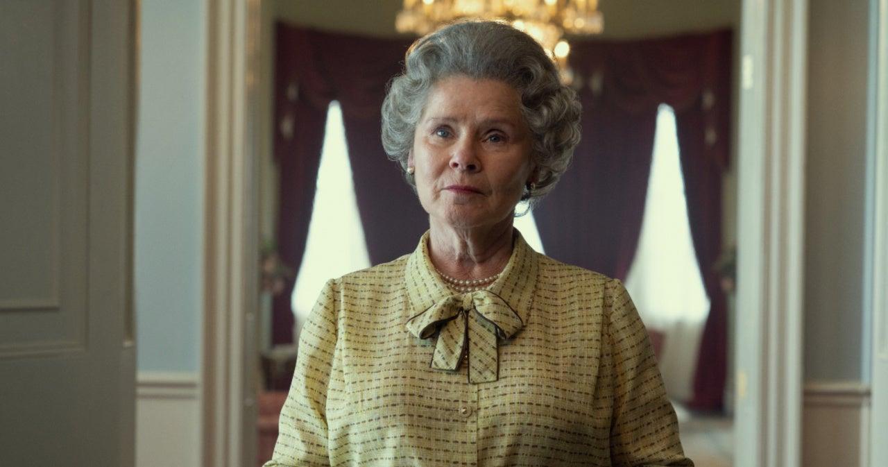 'The Crown' Season 5: Netflix Shares First Look of Imelda Staunton as Queen Elizabeth.jpg