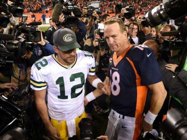 Peyton Manning Reacts to Aaron Rodgers Possibly Not Playing Football in 2021