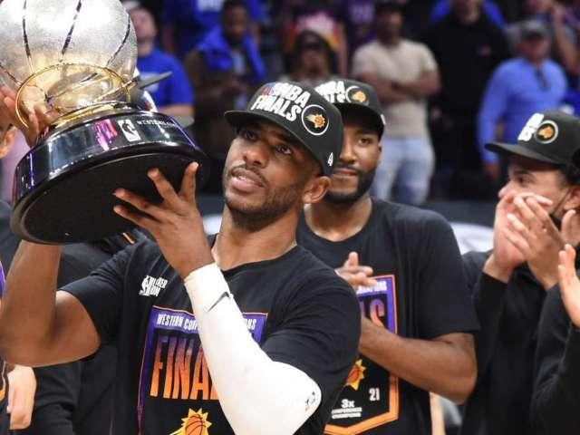 Phoenix Suns, Chris Paul Make History After Reaching NBA Finals
