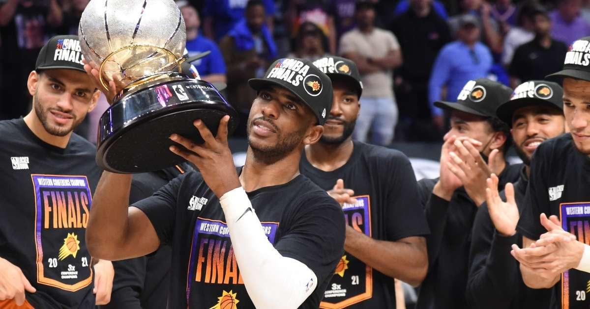 Phoenix Suns, Chris Paul make history reaching NBA Finals