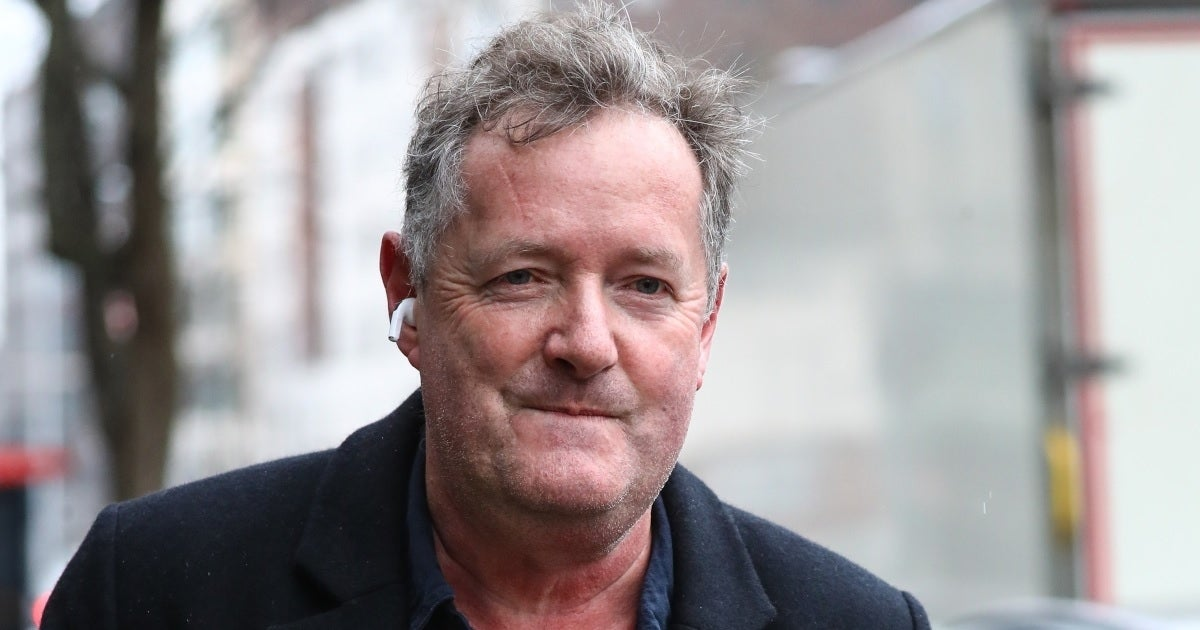 piers morgan getty images