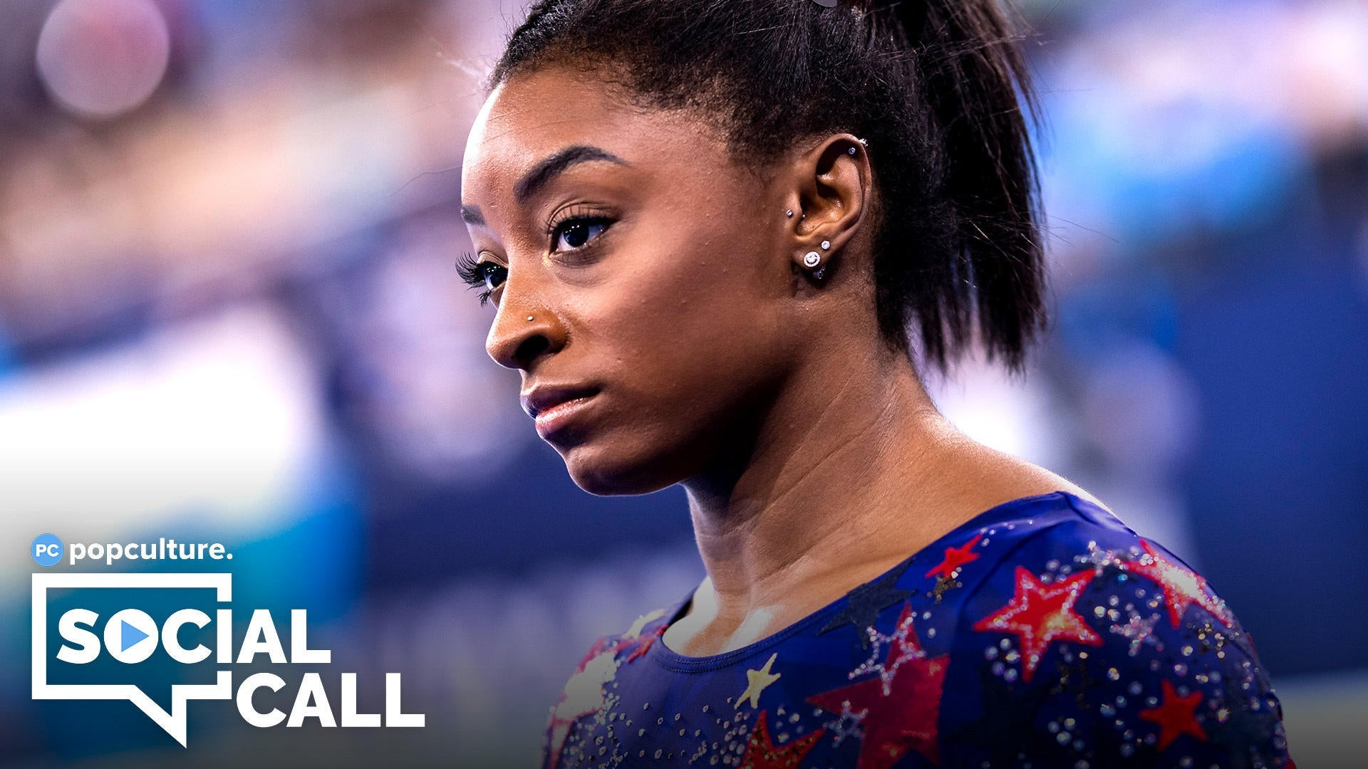 Popculture Social Call- Simone Biles Withdraws From Tokyo Olympics Individual All-Around Finals