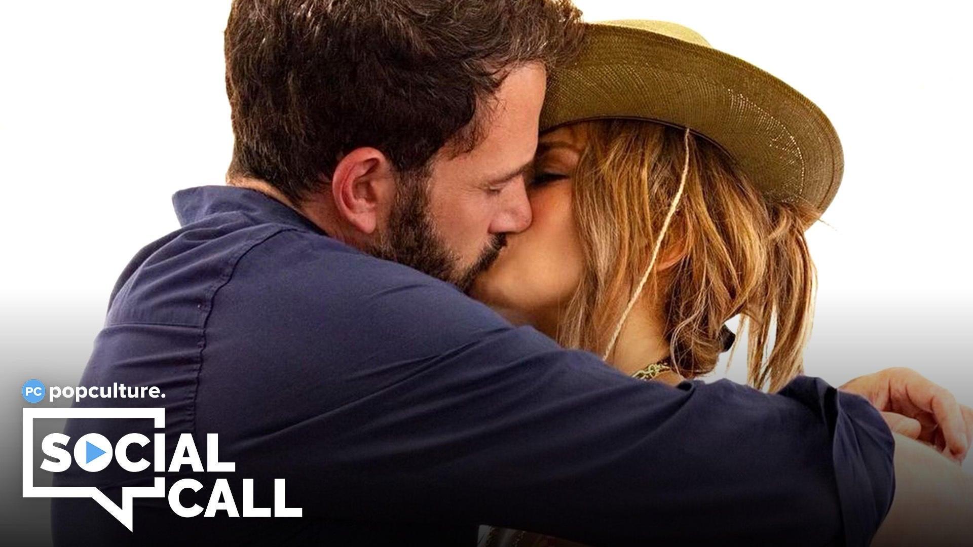 Popculture Social Call - Jennifer Lopez and Ben Affleck Take Major Relationship Step After Reuniting