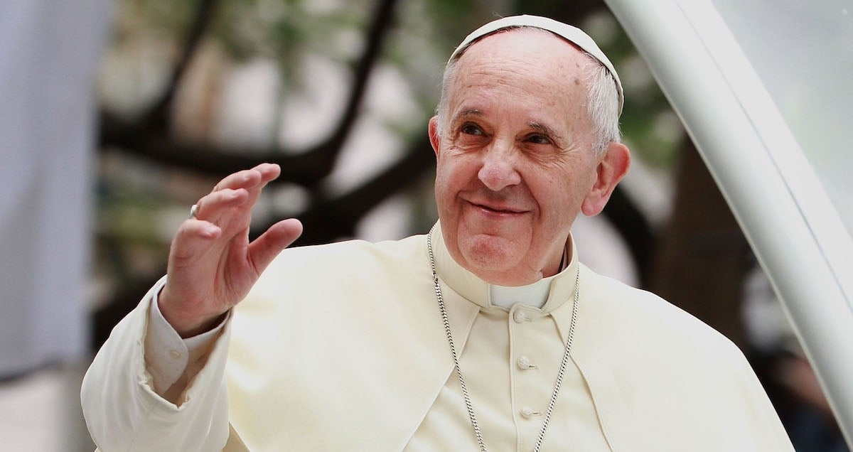 pope-francis_getty-Lisa Maree Williams : Stringer
