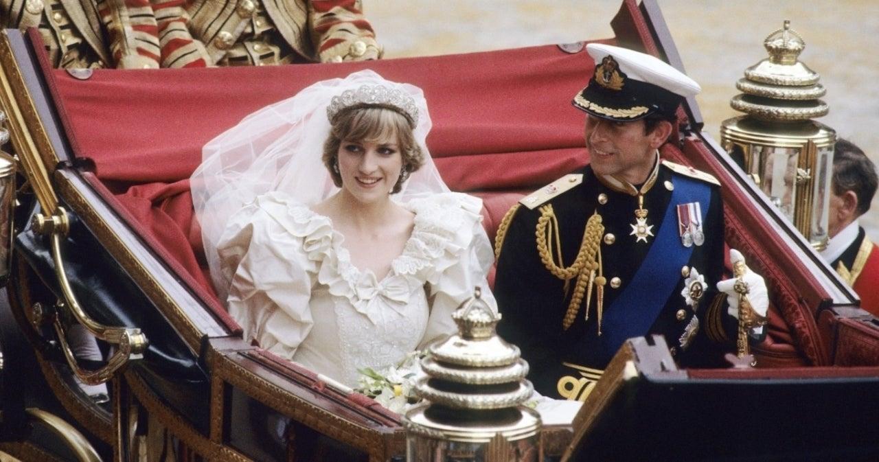 Princess Diana and Prince Charles' Wedding Cake Slice Set to Auction at Wild Price.jpg