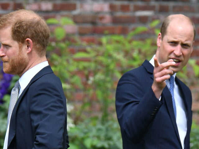 Prince William's Staff Reportedly Planted Stories About Prince Harry's Mental Health