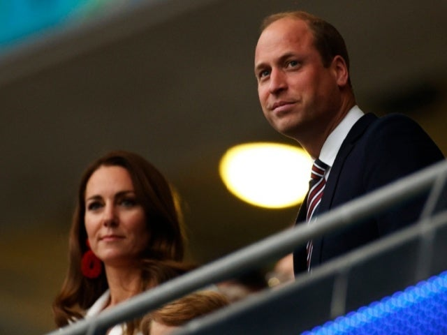 Prince William Experienced the Full Range of Emotions During England's Loss to Italy in EURO 2020 Final