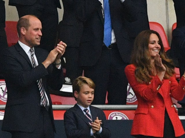 Why Prince George Made Rare Appearance With Dad William Last Month