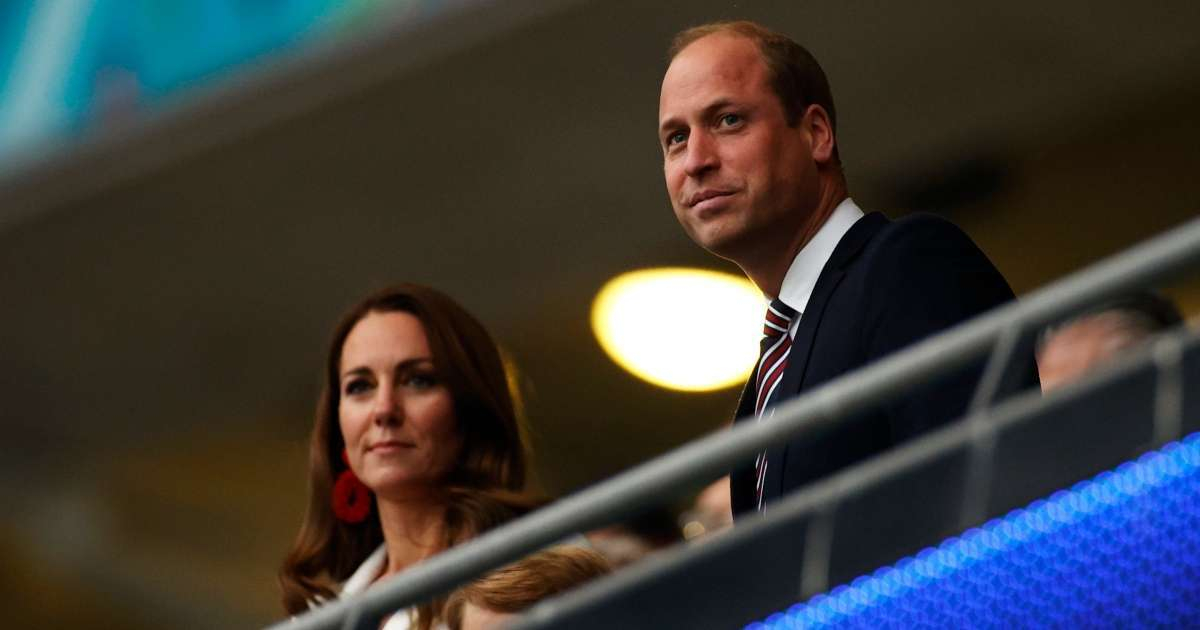 Prince Williams reacts to racist abuse Team England Euro 2020 Final