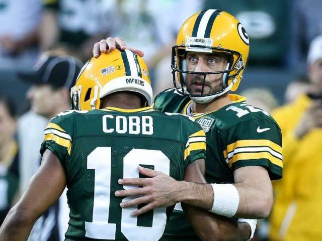 Randall Cobb Reacts to Reuniting With Aaron Rodgers and Packers