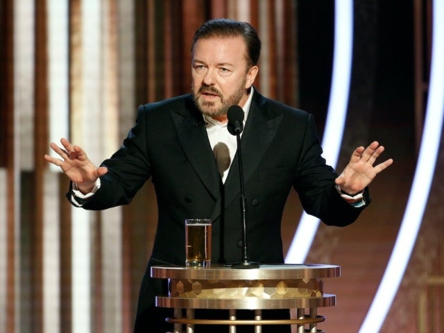 Ricky Gervais Clarifies Comments About 'The Office' Getting Canceled If Produced Today