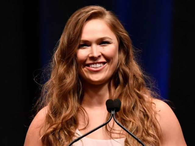 Ronda Rousey Blasts Simone Biles Critics After Exit From Olympics
