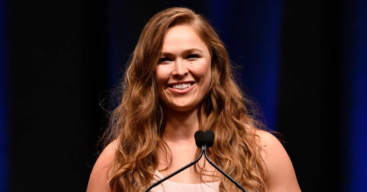 Ronda Rousey blasts Simone Biles critics exiting olympics