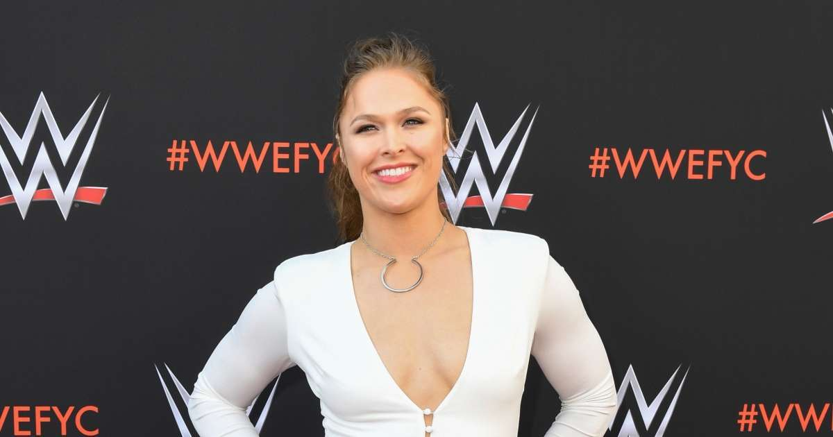 Ronda Rousey reacts Conor McGregor loss injury UFC 264