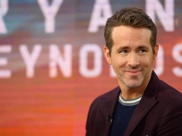 Ryan Reynolds Create One of His Funniest Movies Scenes on TikTok