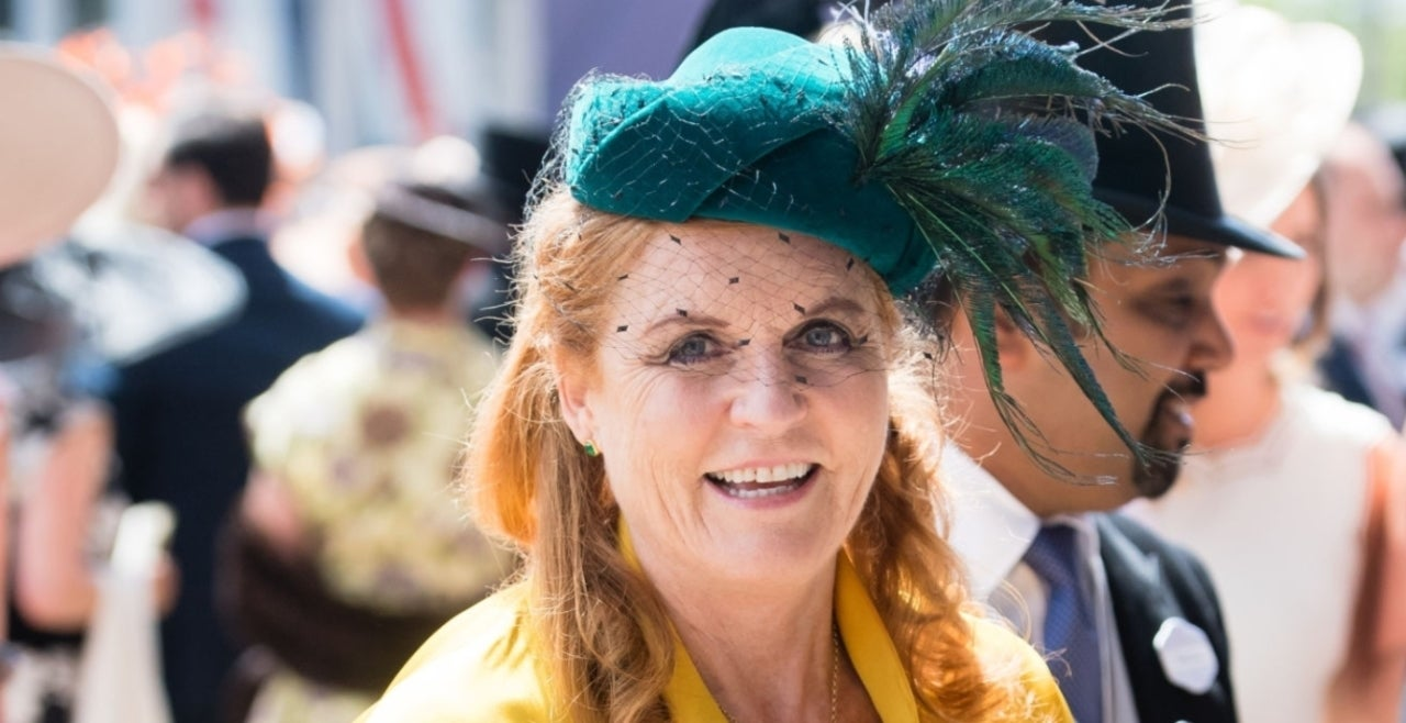 Sarah Ferguson Claims She Wasn't 'Worthy' of Attending Prince William, Kate Middleton's Wedding.jpg