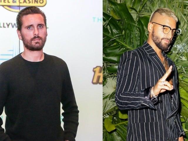 Scott Disick and Maluma's Tense Twitter Exchange Confuses Fans