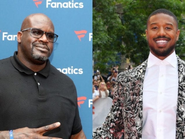 Shaquille O'Neal Weighs in on Michael B. Jordan Producing DC's 'Static Shock' (Exclusive)
