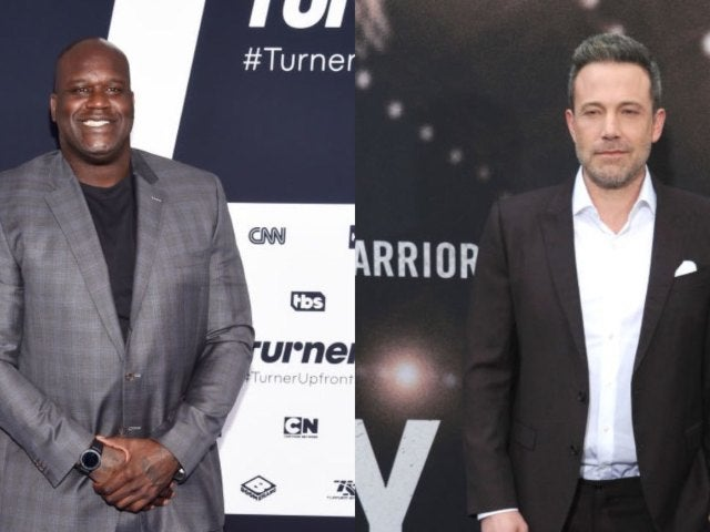 Shaquille O'Neal Gushes Over Ben Affleck Ahead of Their New Project: 'How Could It Get Any Better Than This?' (Exclusive)