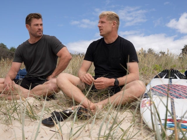 'Shark Beach With Chris Hemsworth': Surfer Recounts Mid-Competition Attack