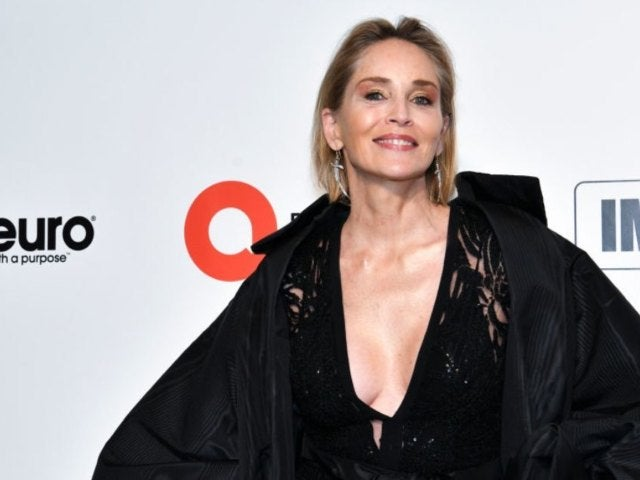 Sharon Stone Sparks Dating Rumors With 25-Year-Old Rapper RMR
