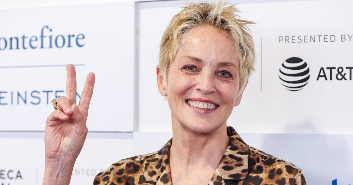 sharon stone getty images