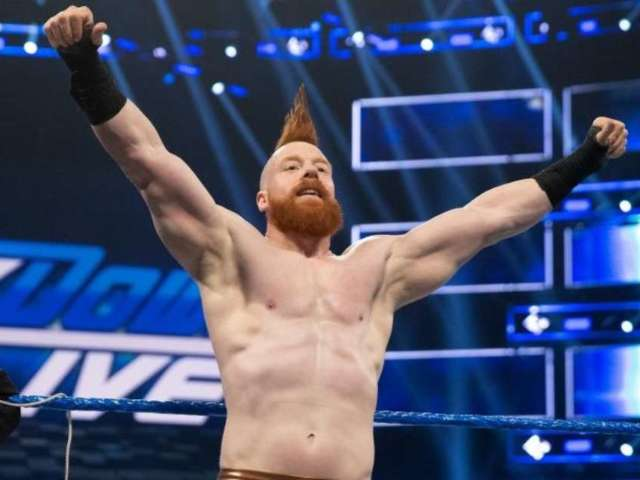 WWE's Sheamus Gets Engaged to Longtime Girlfriend