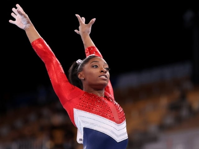 Simone Biles Pulls out of Women's Team Finals at Olympics Following 'Medical Issue'