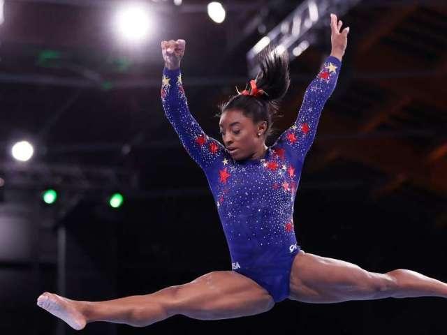 Simone Biles' Injury at Olympics Finals Has Social Media Emotional