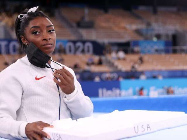 Simone Biles Reveals Why She Withdrew From Olympics Finals