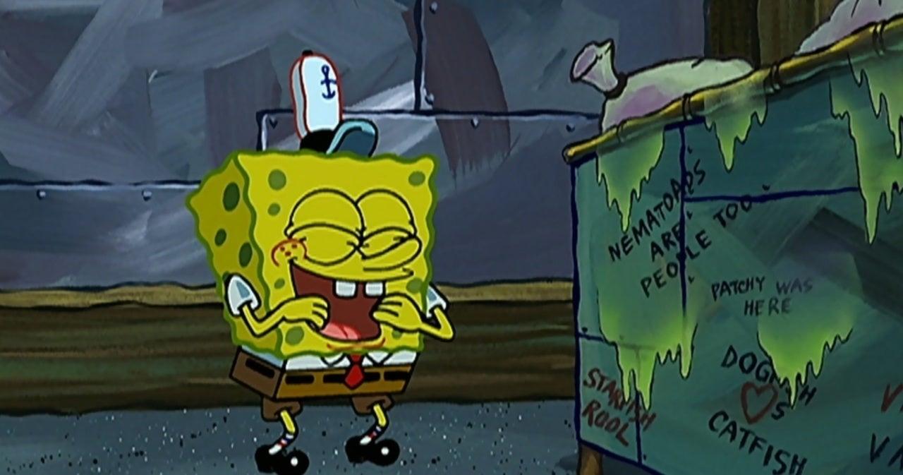 This 'SpongeBob SquarePants' Episode Was Accused of Corrupting Kids.jpg