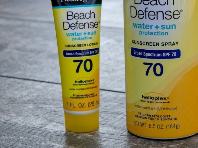 Johnson & Johnson Recalls Sunscreen Over Concerns With Low Levels of Carcinogen